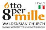 Waldensian Otto per mille Logo