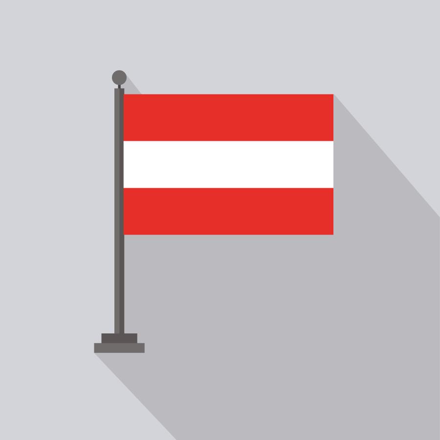 Flag of Austria