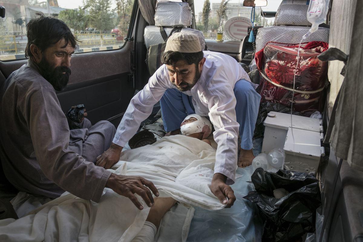 Khudai Noor transported to Lashkar-gah