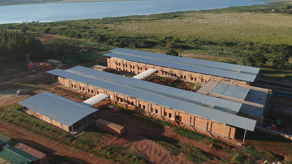 Entebbe Centre Of Excellence In Paediatric Surgery Emergency