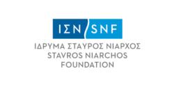 Logo Stavros Niarchos Foundation